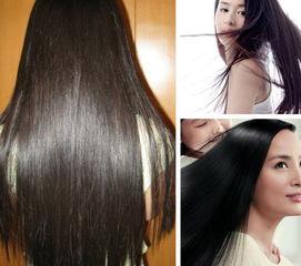 2、绿茶冲洗头发   茶可以让头发更亮,特别是绿茶,不仅让头发更乌...