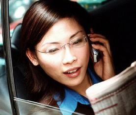 出租车男司机与女总裁的谈话 涨知识