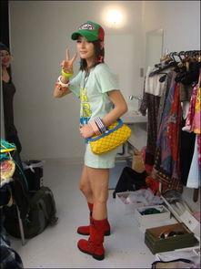 日本写真女王莉亚迪桑素颜时尚生活写真 多图