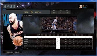NBA2K16 mt模式银行存款数据与打法攻略