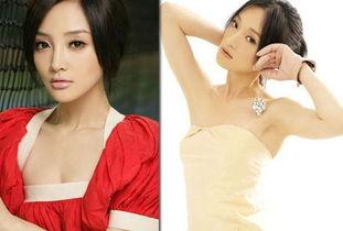 ...更有网友认为她丰满的双唇酷似台湾歌后蔡依林.-G奶美女撞脸蔡依...
