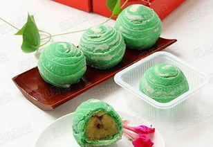 中秋动手DIY蔓越莓绿豆沙潮式月饼