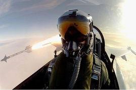 丹麦飞行员自拍发射导弹被评 比奥斯卡还酷