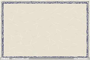 ...格式 淡雅 淡灰紫色 边线 矢量信纸