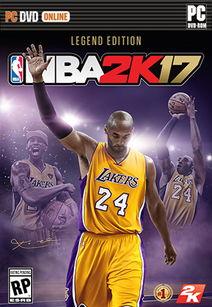 NBA2k17下载 未加密破解版 3DM版 迅雷下载 k73电玩之家