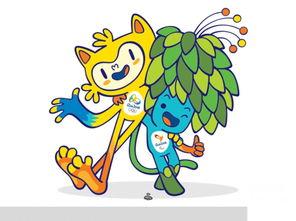 奥运会资料 吉利物