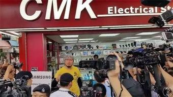 ...孔不入的媒体让香港百姓不怕警察