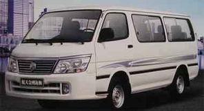 华晨金杯 海狮 金刚海狮GHT6500标准型-汽车导购