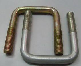 U型卡子专业加工 买U型螺栓 来腾轩紧固件