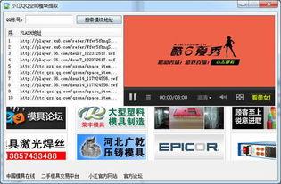 小江QQ空间模块提取(QQ空间flash模块提取)是一款简单易于使用的...