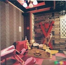 以情趣椅为主题的房间-凝固两人的甜蜜时光 日本不可思议爱情旅馆