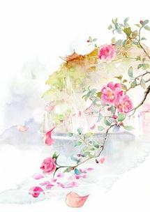 桃花 唯美 古风 来自 绾鸢的图片分享 堆糖网