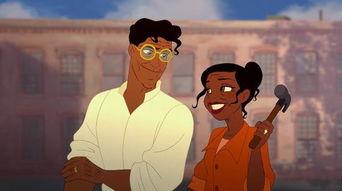 青蛙王子和狄安娜公主-当迪士尼CP都老了 还会相亲相爱幸福甜蜜吗