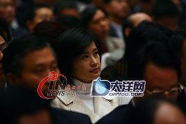 吴小莉(香港凤凰卫视主持人、省政协委员)-委员采访