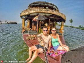 ...生活踏上了环游世界的旅程.在一年内攒足了钱之后,两人在四个月...