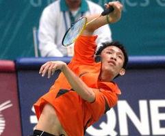 羽毛球男团泰国4比1战胜越南
