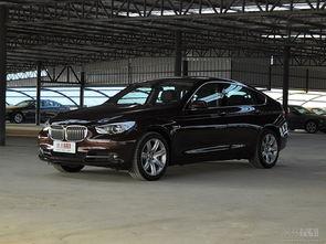 2010款宝马5系GT 550i豪华型-宝马5系GT 宝马5系GT实拍图