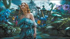 爱丽丝漫游时尚界 童话故事的市场潜力