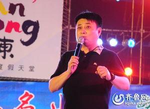 山东电视台齐鲁频道《拉呱》节目著名主持人小么哥8月19日亮相青岛...