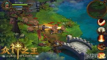 众神之王游戏前瞻 3D魔幻格斗手游