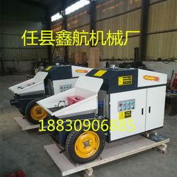 小型混凝土地泵能打多少米