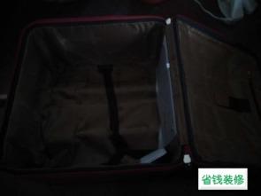 如何快速整理行李箱