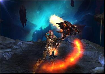 黑暗之光狂战士介绍 狂战技能特点