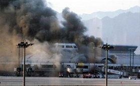 2011年9月17日下午17时45分,北京,首都机场二号航站楼217停机位...