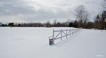 如何绘制雪景?
