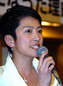 ...议员莲舫拟竞选日本最大在野党党首