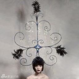 ...1秋冬系列疯狂帽子设计-怪诞疯狂的帽子设计