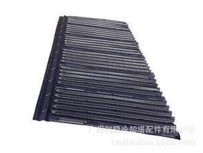 BAC冷却塔填料 规格 1330 2520mm 南亚淋水片
