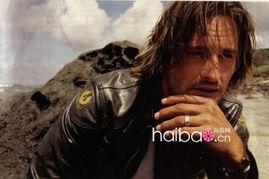 热门美剧 迷失 Lost 中的帅哥乔什 哈洛威 Josh Holloway