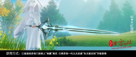 天下3 弈剑听雨阁各等级武器外观大集合