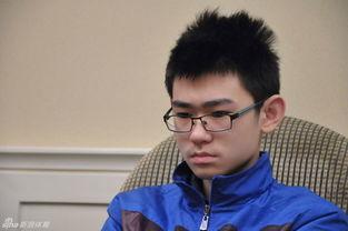 ...赛第3局在上海中环国际大酒店进行,黄静远与廖元赫进行决胜局较...