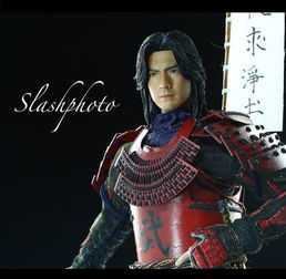 ...剑雨OL》身穿日本武士甲胄的金城武-金城武也惊艳了 剑雨OL 英姿飒...