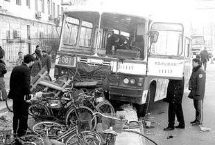 北京交通事故频发 司机疲劳驾驶撞倒6初中生