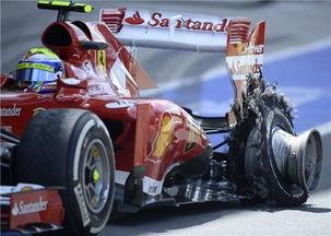 北京赛车事故图-F1赛季记忆 车队爆粗骂莱科宁