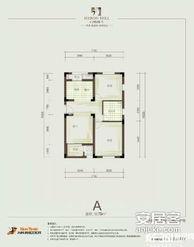 吉星花园两室一厅68平40万出售