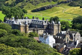 是詹姆斯五世于1498年所建.荷里路德宫的前身是荷里路德修道院(...