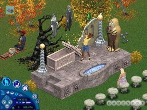 模拟人生 魔法天地 中文硬盘版下载