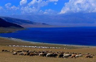 ...宛如新疆旅游网天山仙女滴下的一滴泪