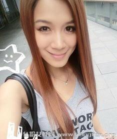 韩国女生中短发发型 2014最流行中短发型盘点