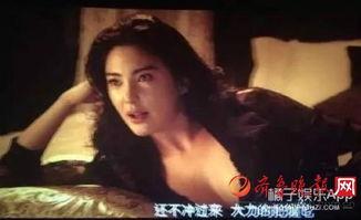 张雨绮《美人鱼》电影中换了不下5套的爆乳装,每张都让人血脉喷张...