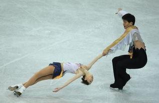 张丹 张昊双人滑短节目破世界纪录