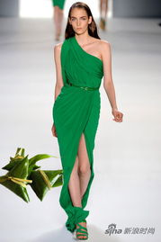 ... 2012春夏女装-时尚界的端午节 穿得像个粽子