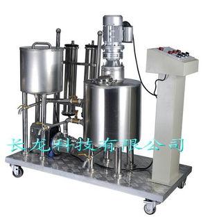 最新洗发水生产机器设备