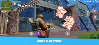 堡垒之夜 的手游版现在已经可以在 App Store 找到了,但目前仍然需要...