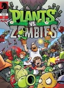 植物大战僵尸漫画出版 第一期限时免费