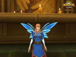 精灵圣堂武士-巫师之怒 圣光赐予的骑士精神